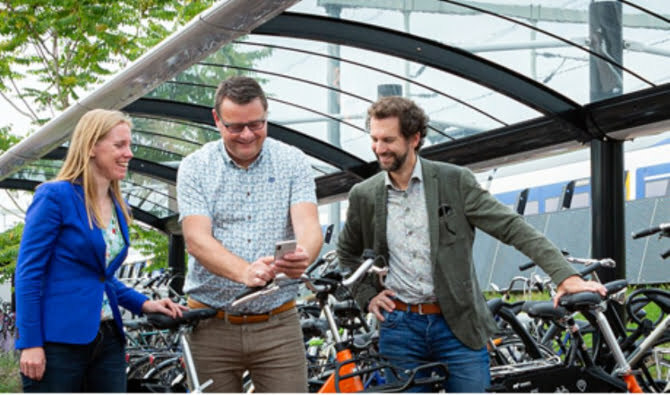 This Dutch 'Mobility as a Service (MaaS)' startup lets you search, book and pay for your trip in one app