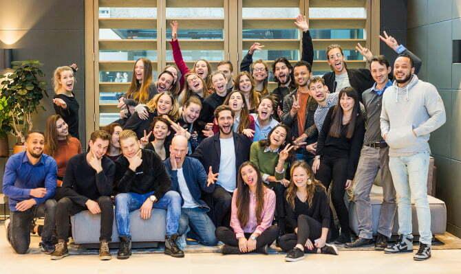 10 Amsterdam-based smartphone app startups getting very popular in 2019