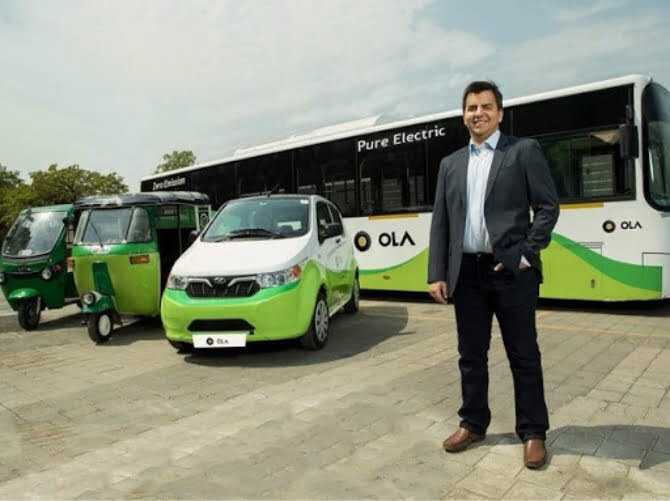 Ola: A cheaper rival to Uber launched in London that promises drivers greater share of customers' fares
