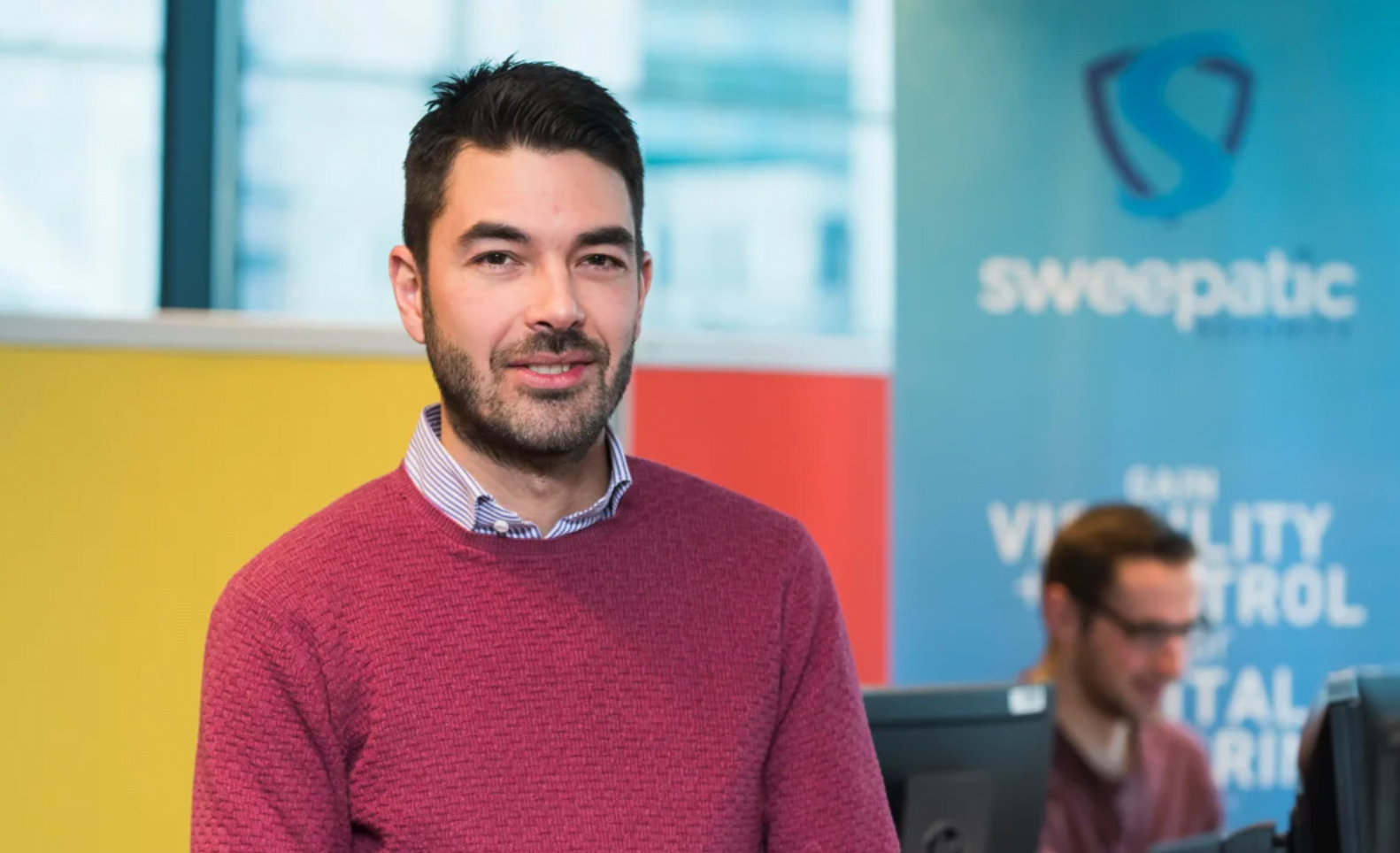 Belgian cybersecurity startup Sweepatic secures €1M Series A funding from eCAPITAL