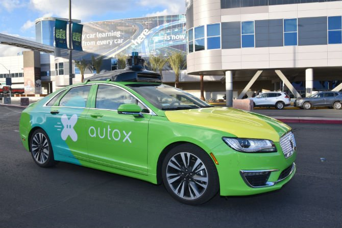 AutoX and NEVS team up to launch Europe's first robotaxi pilot service