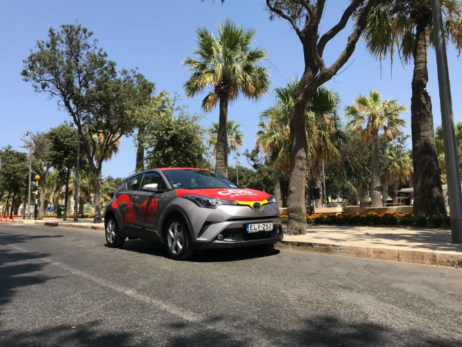 Cool, a ride-sharing app powered by ViaVan launches in Malta