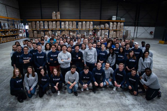 French on-demand logistics startup Cubyn raises €12M funding, launches new fulfillment feature to cut industry standard costs by 30% for merchants