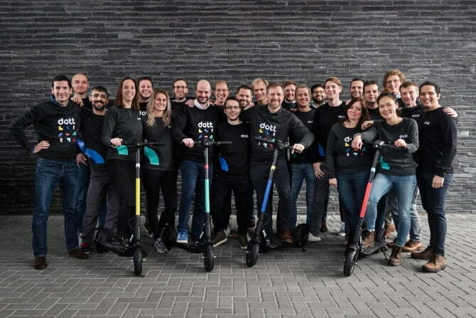 Amsterdam-based Dott announces €30M Series A, sustainable e-scooters, also plans expansion in Germany, UK and NL