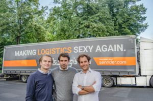 This Berlin-based digital trucker has just completed the largest funding round for a German logistics startup ever!