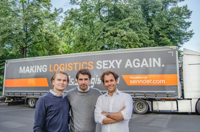 Uber Freight tries to grab a slice of Europe trucking market