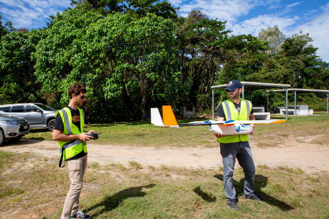 French solar-powered drone startup Sunbirds expands operations to Australia