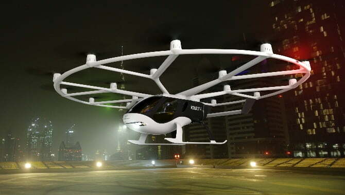 German air taxi startup Volocopter secures €50M in Series C round: Should Uber Air be worried?