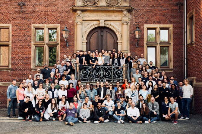 WeTransfer, Dutch cousin of Dropbox secures €35M, takes innovative approach to promote creatives communities