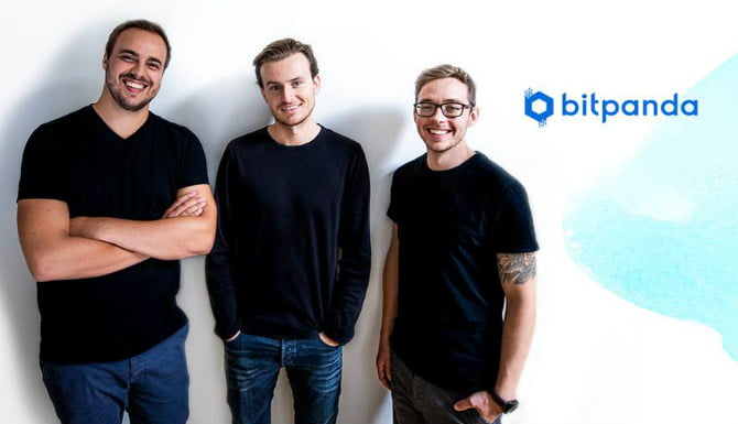 Vienna-based fintech Bitpanda raises €43.6M, launches Global Exchange