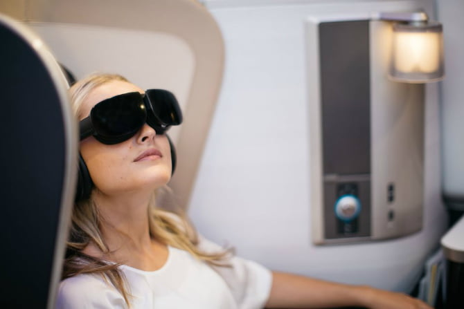 British Airways teams up with SkyLights to offer in-flight VR entertainment for first-class users