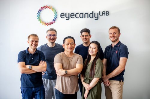 Munich-based AR startup eyecandylab picks up €1.35M seed funding for its SaaS platform