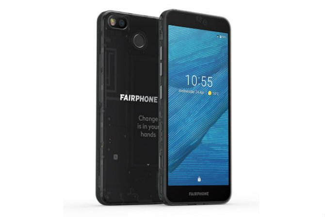 Fairphone 3, the most advanced module phone made using conflict-free materials is now official