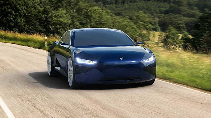 This futuristic EV from Norway will rival Tesla's Model S – and it looks amazing