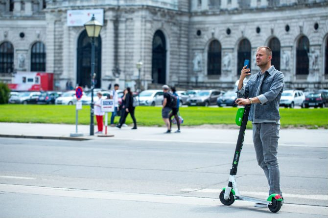 Smart mobility startups: Top 6 e-scooter sharing apps to check out if you're in Vienna in 2019