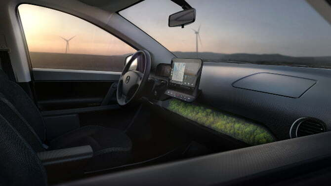 [FIRST LOOK] Sono Motors reveals interior of Sion with moss: 5 reasons to be excited about this self-charging electric car