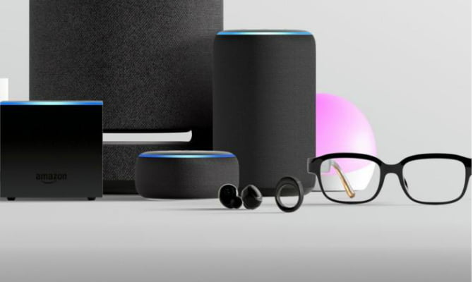 Amazon bets big on Alexa with new smart glasses, smart ring and truly wireless earbuds