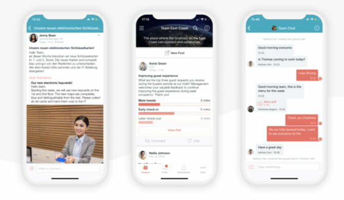 Zurich-based Beekeeper lands €41M funding to develop its communication platform for frontline workers