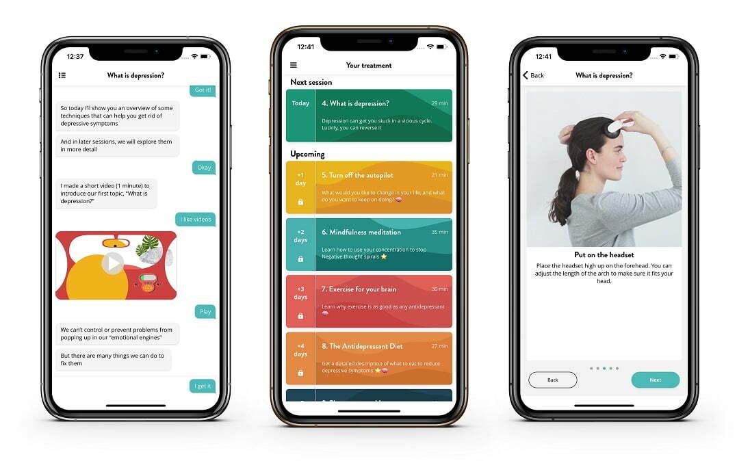 Swedish startup Flow unveils its chatbot therapist to combat depression