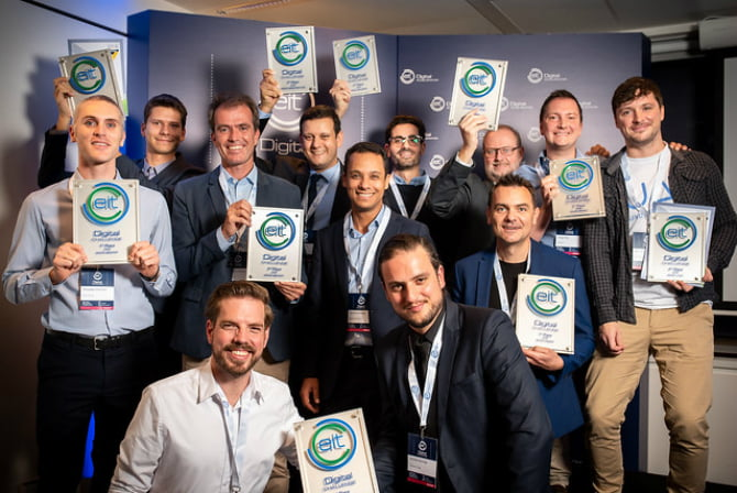 Europe's best: 25 extraordinary deep tech scaleups selected for EIT Digital Challenge 2019