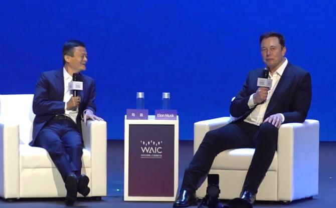 Elon Musk vs Jack Ma: How the tech billionaires are doubtful yet hopeful about AI