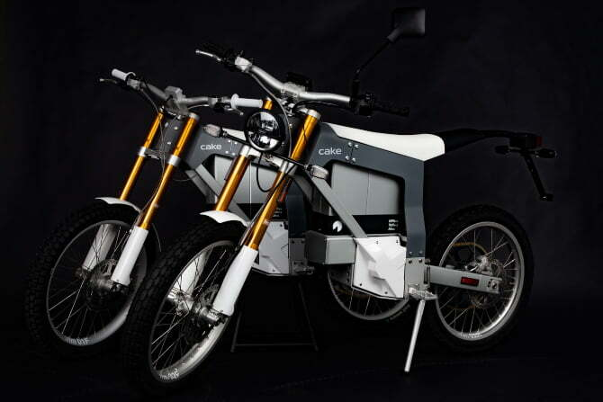 This is the coolest, silent dirt bike we've ever seen and it's developed by a Swedish company