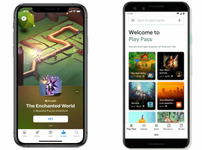 Apple Arcade vs Google Play Pass: Which game service will win in Europe?