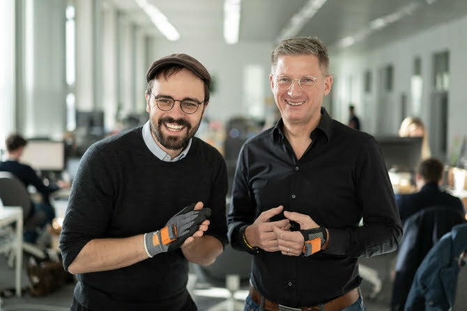 German startup ProGlove secures €36M: 4 reasons why Andreas Koenig believe in a smarter workforce and Industrial IoT