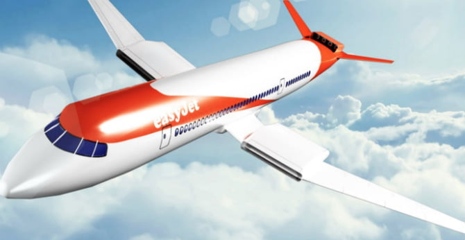 EasyJet to develop electric flying planes between Amsterdam and London by 2030
