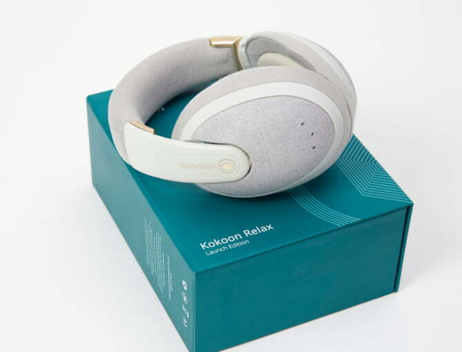 Check out the world's first sleep-aiding headphones that help consumers to sleep easier