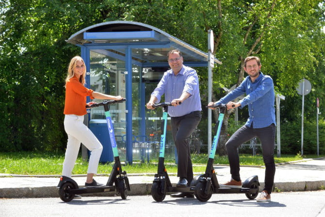 The best e-scooters in Munich in 2019