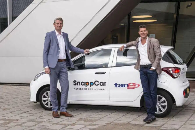 Dutch carsharing startup Snappcar gets €8M from gas station brand Tango and others