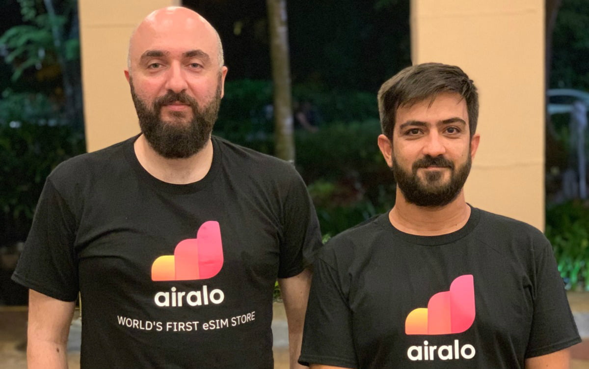Airalo is world's first eSIM store and here's how it plans to change the telecommunication industry forever