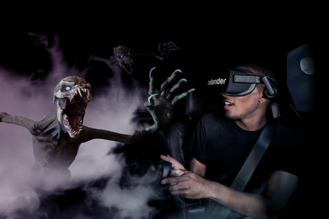Audi-backed German startup Holoride makes world's first in-car VR experience