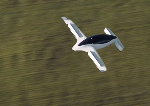 The 5-seater air taxi is coming in 2025 and it will work like this [Video]