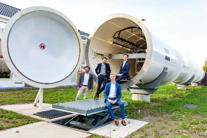 Delft-based Hardt Hyperloop receives multi-million-euro investment by Dutch clean-energy conglomerate Koolen Industries
