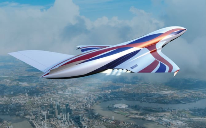 This British firm is working on a Hypersonic 'space plane' to launch in 2030s, promises 4 hours London to Sydney flights