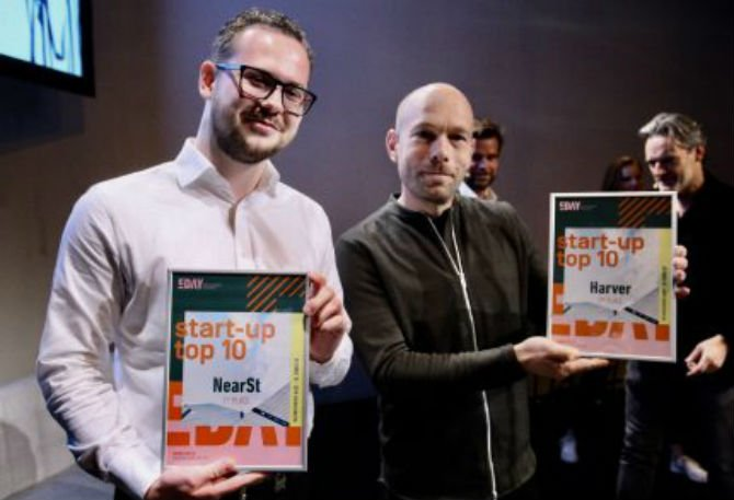 Google-backed British startup NearSt wins top 10 European Startups Award 2019 at Emerce eDay