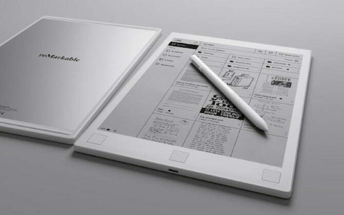 Norweigan e-paper tablet maker reMarkable raises €13.7M from Twitter, Slack & Oculus investors
