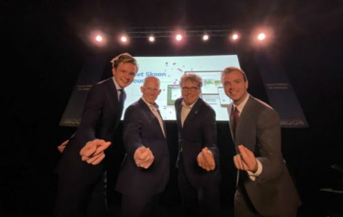 This Rotterdam-based energy startup launches online platform for battery sharing