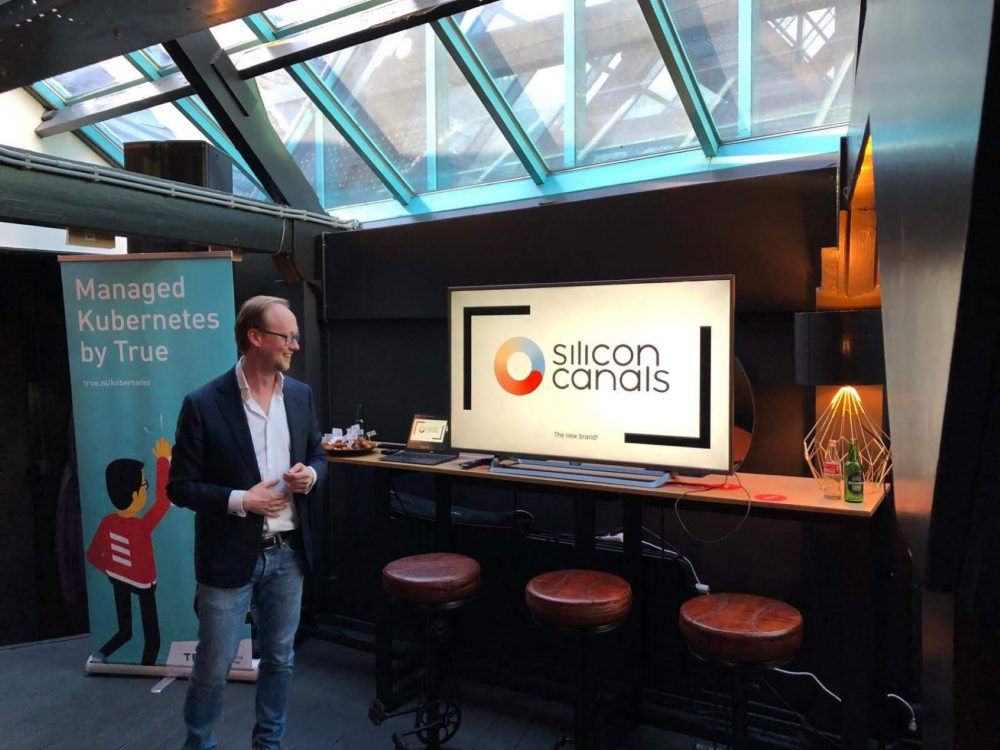 silicon canals new logo unveiling