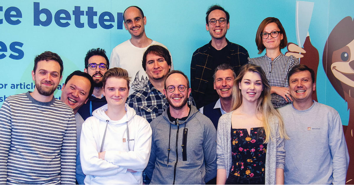Belgian SaaS startup StoryChief secures €1.1M to help businesses create quality content | Silicon Canals