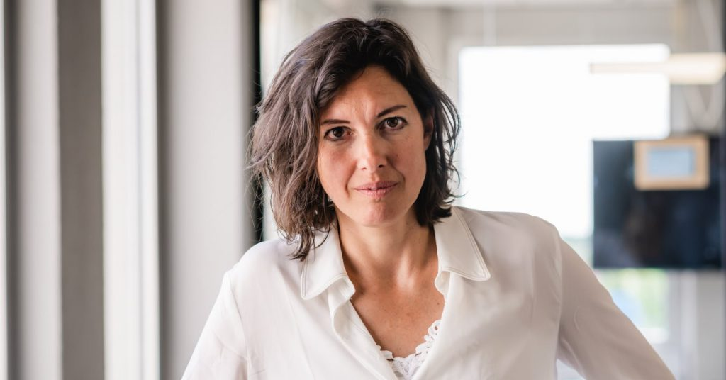 Blue tulip awards female founders Anouk Binkhuysen
