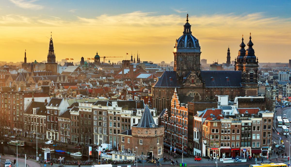 Why it's crucial for all Amsterdam-based startups to join this event on May 13