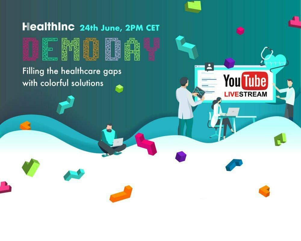 HealthInc Online Demo Day
