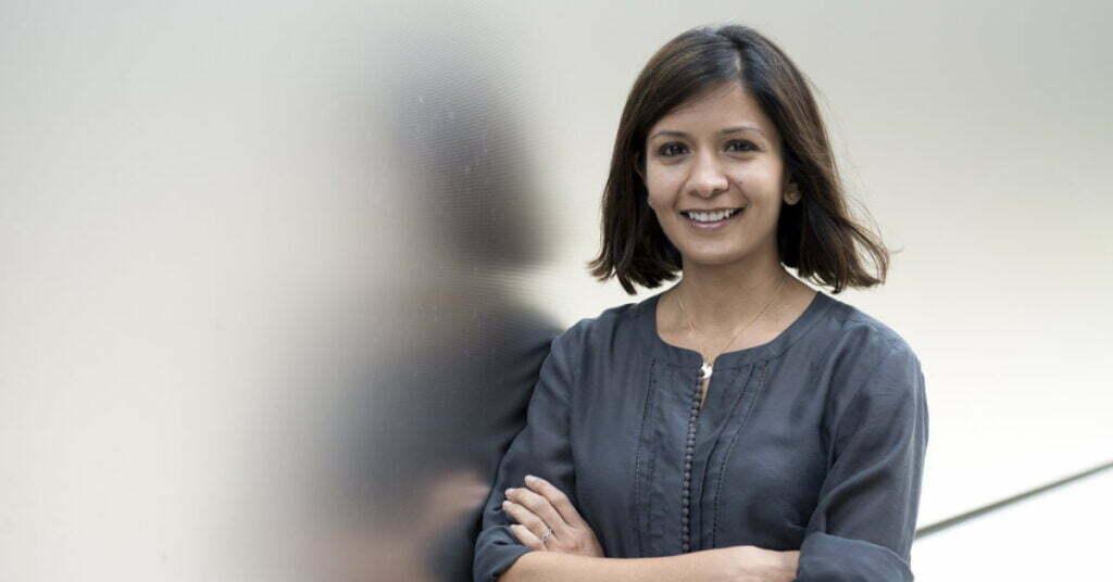 Deepti Sahi, Deskbookers CEO