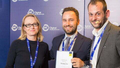 EIT Digital Challenge 2019 final winner