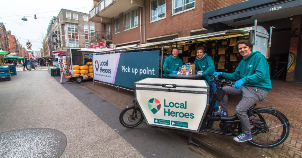 Local Heroes Pick Up Point