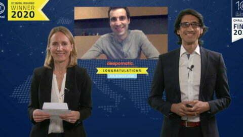 EIT Digital Challenge 2020 winners
