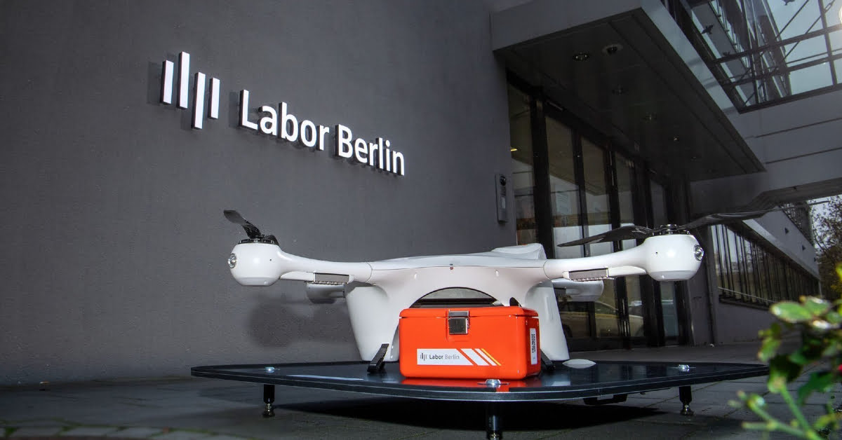 Photo of US-based Matternet launches medical drone delivery operations at Labor Berlin, Germany